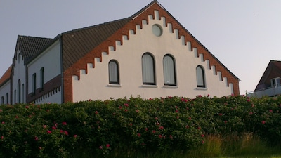 Haus Rosengang, eine der ersten Villen auf Juist 'Wohnung Traumblick'