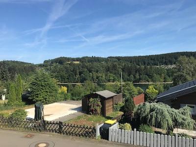 Windebruch, Meinerzhagen, Rhénanie-du-Nord-Westphalie, Allemagne