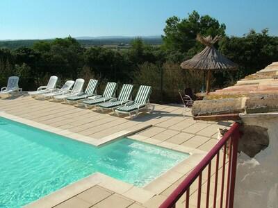 Garrigues, Nîmes, Gard, France