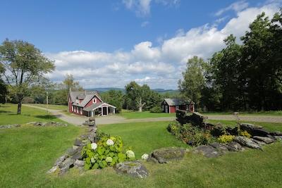View into Vermont