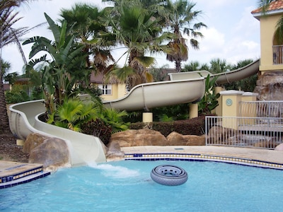 Waterslide - don't you wish you were here!
