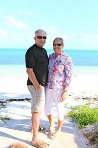 Sheli and Bob Burgess Welcome You to Sea Isle!!