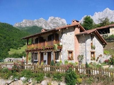 Apartamento rural  para 4 personas