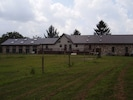 Back of House with view of pastures