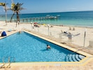 Relax in heated pool Dec 20 - Mar 31, Heat is just not needed any other time