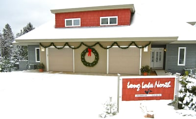 Happy Holidays from Long Lake North