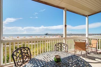 Seaside Villas II, Oceanfront Condo