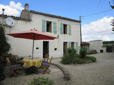 Coulgens, Charente, Frankreich