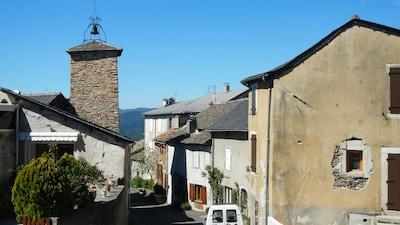 Moissac-Vallée-Française, Lozère, France