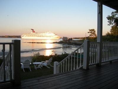 Willard Beach, South Portland, Cumberland County, Maine, United States of America