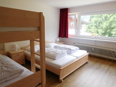 Slaapkamer (4 persoons)