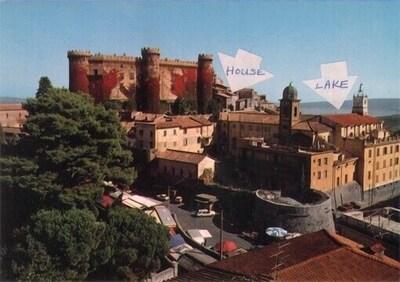 Appartamento storico vicino al Castello del Lago di Bracciano