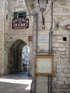 Monument historique Chianca Amara, Vieste, Pouilles, Italie