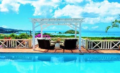 AntiguaSoleil. Paradise awaits you. Wake up to this everyday!