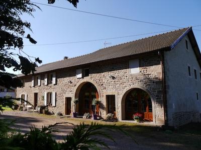 Uzemain, Vosges (department), France
