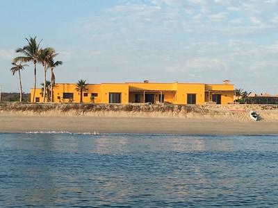 Beachside view