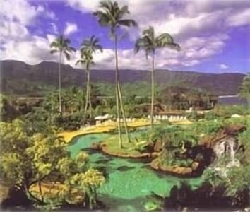 Fodors top rated pool on North Shore of Kauai