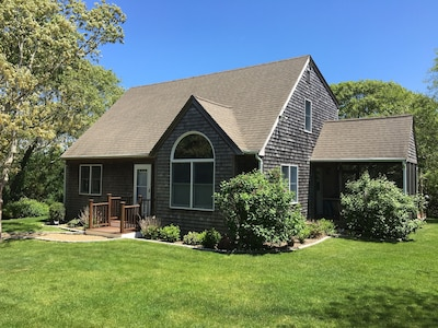 Cathedral Cape located in the highly desirable Katama area of Edgartown