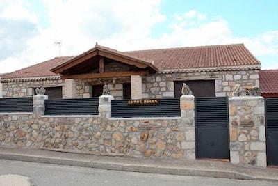 Campo de San Pedro, Castille-et-León, Espagne
