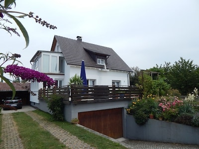 Ein ganzes Haus am Bodensee - Ferienhaus Moos