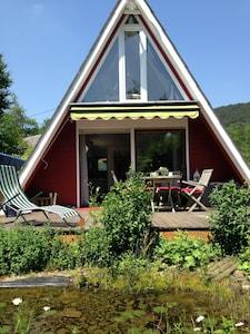 Ferienhaus Sonnenberg im Eichwald
