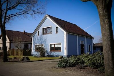 Esenshamm, Nordenham, Lower Saxony, Germany