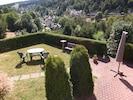 Gästegarten mit Panoramaausblick