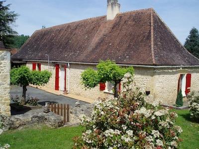 Calès, Dordogne, France