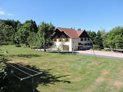 Arrentès-de-Corcieux, Vosges, France