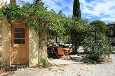 Saint-Victor-la-Coste, Gard, France