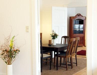 Elegant Century-Old Apartment