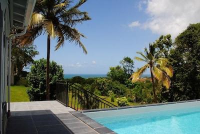 Sainte-Rose, Basse-Terre Island, Guadeloupe