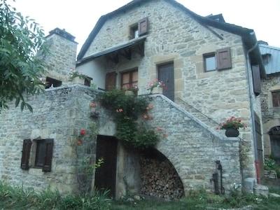 Stary most w Espalion, Espalion, Aveyron, Francja