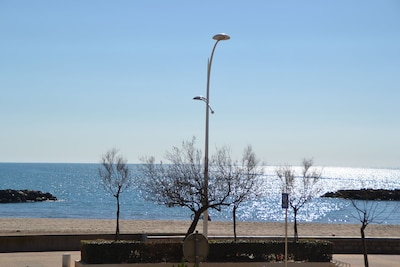 vue sur mer de la terrasse