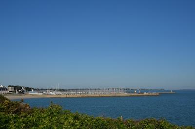 Baie de Quiberon  Port Haliguen