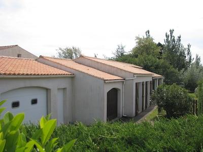 maison vue nord/ouest