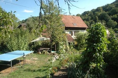 Eschbach-au-Val, Haut-Rhin (departement), Frankrijk