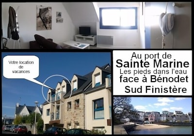 Sainte-Marine, Combrit, Département du Finistère, France