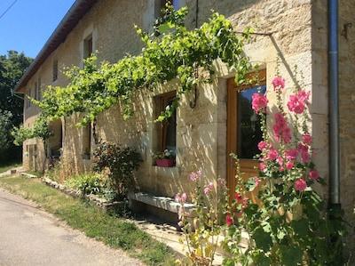La Maison Natale de Pasteur, Vaudrey, Jura (department), France