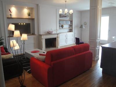 salle, salon 50m²