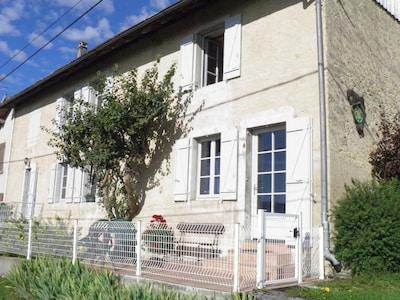 Les Grangettes, Doubs (département), France
