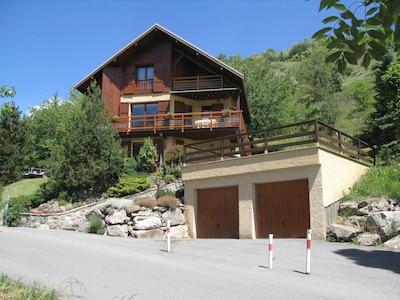 Serre Chevalier, La Salle-les-Alpes, Hautes-Alpes, France