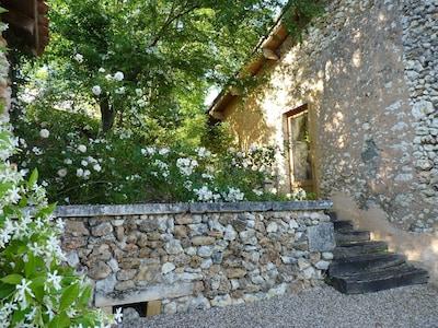 Périgord blanc, France