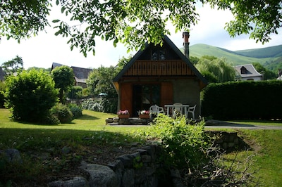 Cazeaux-de-Larboust, Haute-Garonne, France