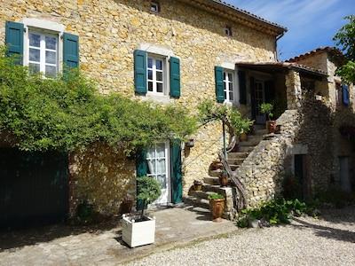Boisset-et-Gaujac, Gard, Frankrijk