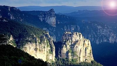 Gorges du Tarn, Saint-Pierre-des-Tripiers, Lozère, France