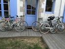 5 vélos pour de merveilleuses balades.5 bikes for wonderful rides.