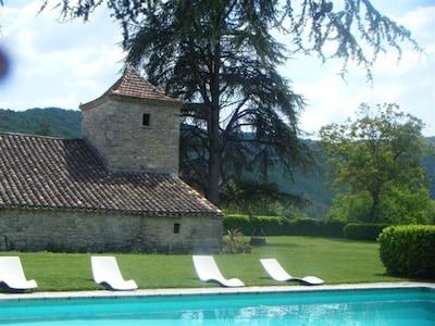 Cazals, Tarn-et-Garonne, Frankrijk
