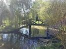 Pont de bois...