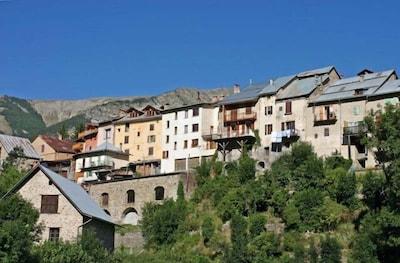 Beauvezer, Alpes-de-Haute-Provence (departement), Frankrijk